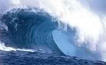 Perils of the seas